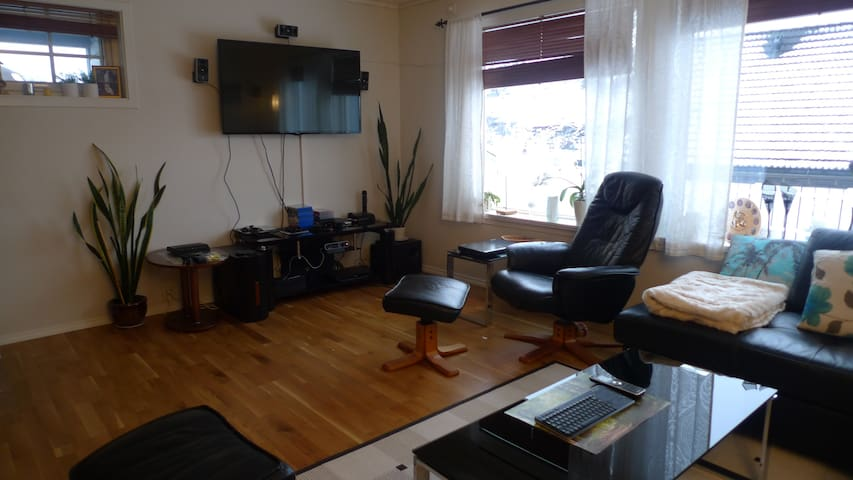 Relaxed environment close to nature - Ulsteinvik - Departamento