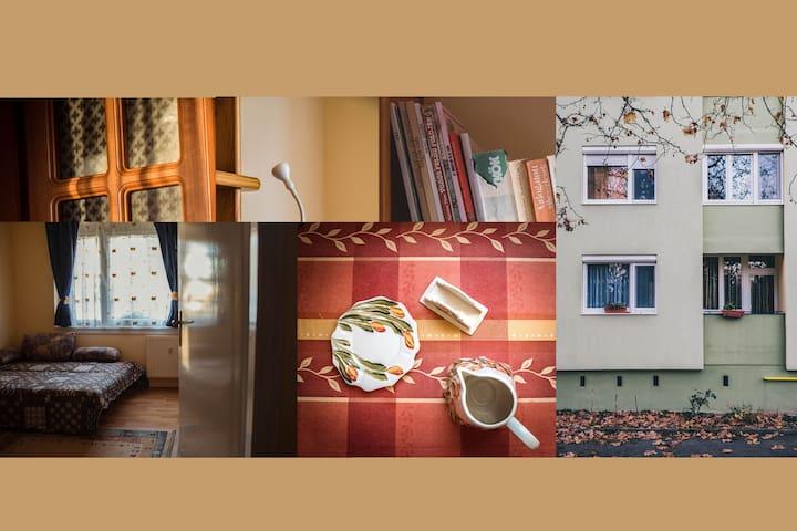 Barátságos lakás Veszprémben - Veszprém - Apartamento
