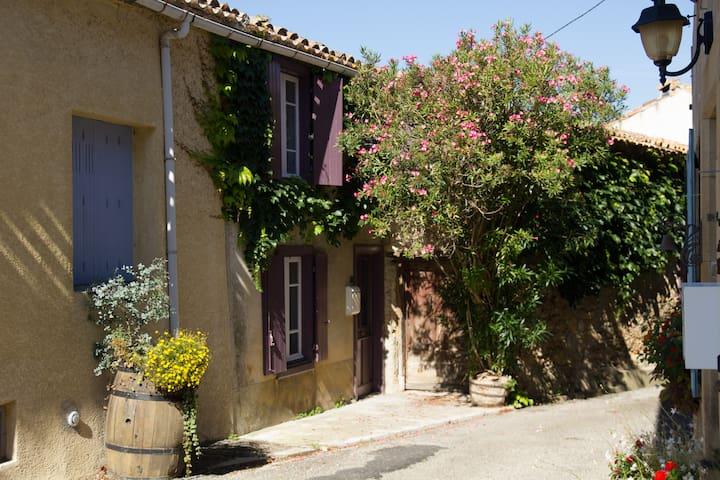 Large house with splendid view - Villelongue-d'Aude - Hus