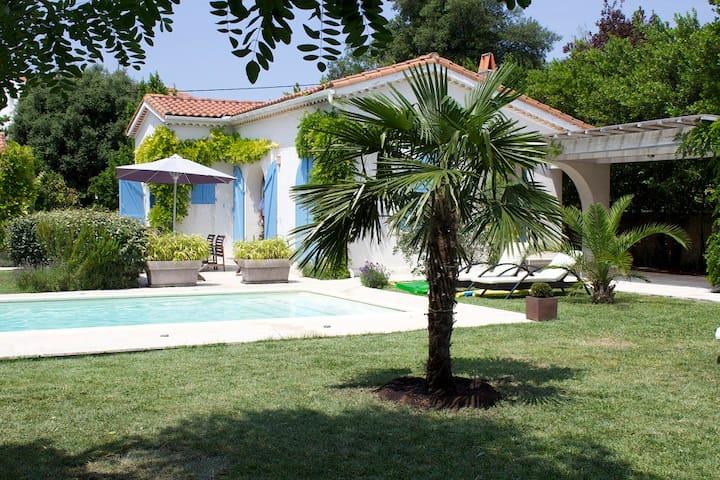 Magnifique maison avec piscine - Vaux-sur-Mer - Talo