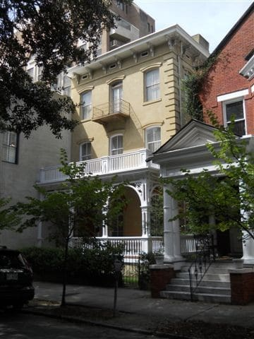 Spacious 2 bedroom in the heart of historic dist. - Savannah - Daire