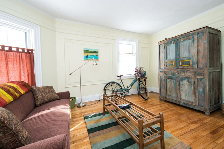 Armory District- Historic apartment - Providence