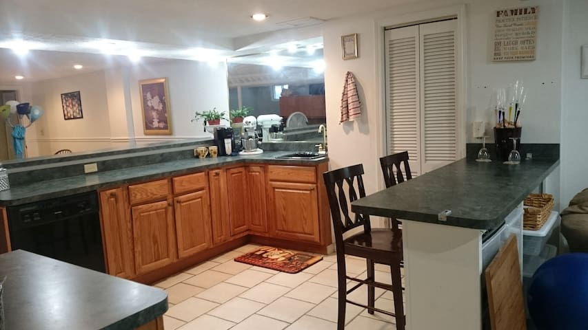 Cozy lower level in-law suite! - Wadsworth