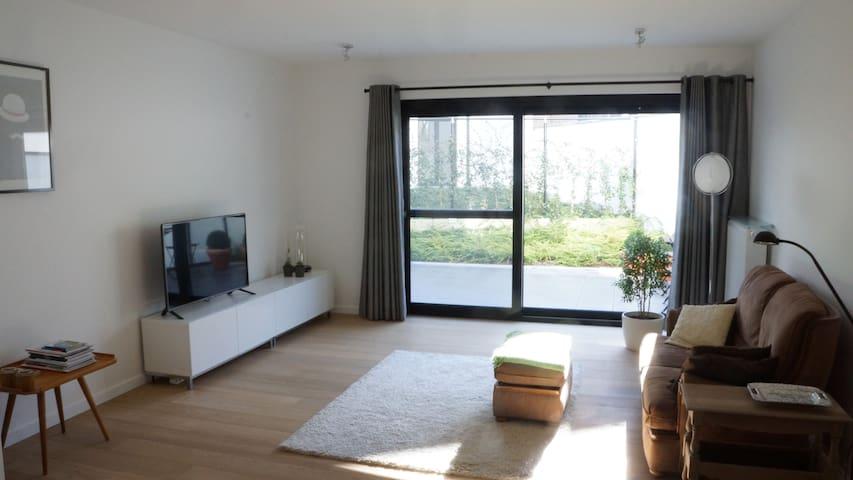 Chic, Luxe Appartement: City Center - Kortrijk - Wohnung