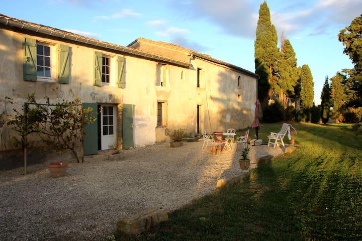 Cosy house near the Canal du Midi - Pezens - Ev