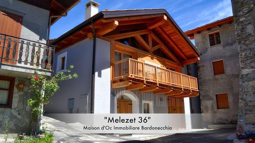 """""""Melezet 36"""" - Your House in a Fantastic Village - Bardonecchia - Appartement"""