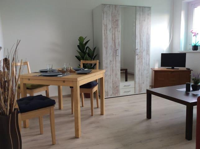 Ferienwohnungen am Schloß und Golfpark Krugsdorf - Krugsdorf - Apartamento