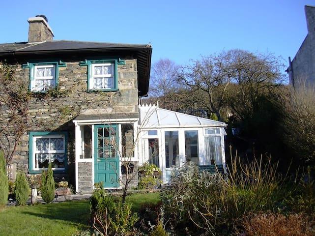 Cosy 2-bed Lakeland Family Cottage - Backbarrow - Ev