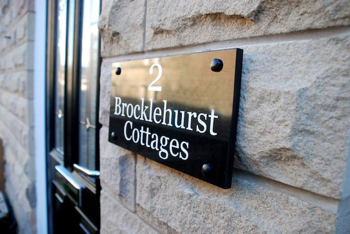 2 Brocklehurst Cottages in Buxton - Buxton
