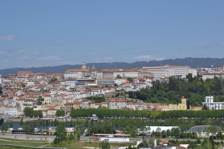 Apartment - Panoramic view over the city - Coimbra - Leilighet