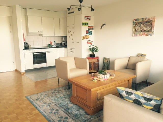Nice apartment in Biel close to Bern - Bienne - アパート