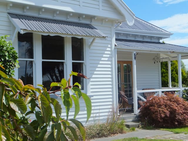 Home away from home - Ashburton