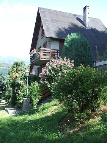 Le chalet de Marinette proche Argelès-Gazost - Lau-Balagnas - Daire