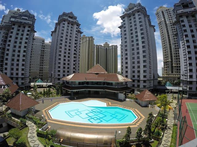 3BR Apt located in Central Jakarta, Kemayoran - Kemayoran