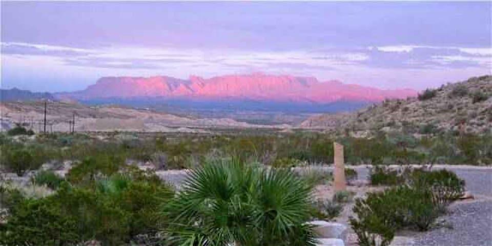 Living Rock Campsite #2 - Terlingua