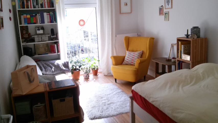 Cosy Onebedroom Apartment near the Alster - Hamburg - Apartment