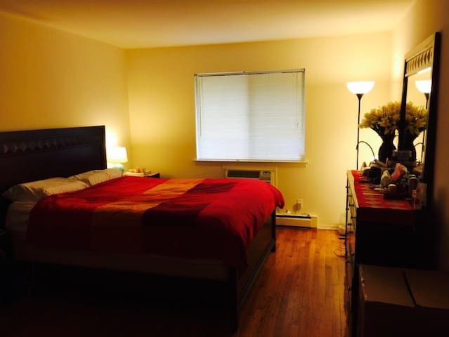 Pvt. Room near Red Bank,Asbury Park - Eatontown - Appartement