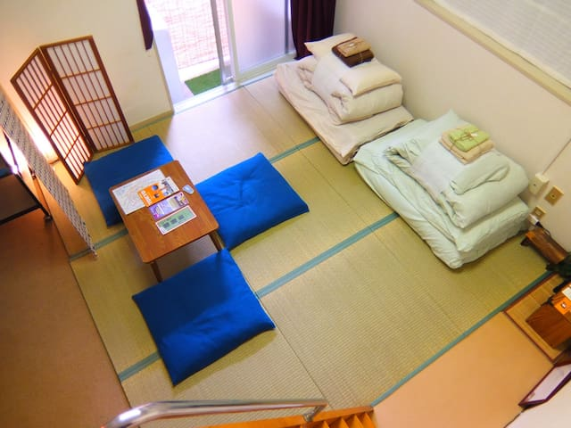 2min. Keisei Line Station - Arakawa - Apartament
