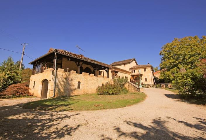17th Century Water Mill (Dordogne/Lot-et-Garonne) - Sauveterre-la-Lémance