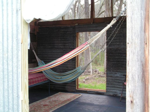 Hammock House At Mockingbird Hill Farm - Sparta - Huis