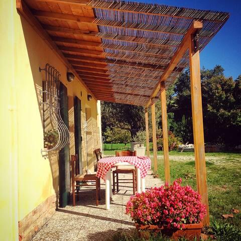 Appartamento attrezzato per disabili - La Robinia - Provincia di Fermo - Rumah