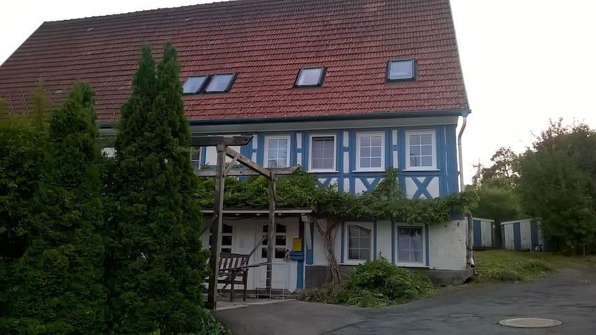 Rustikales charmantes Bauernhaus - Albstadt - Bed & Breakfast