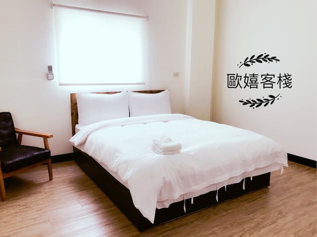 『OC Hostel』4F Cosy Room - West Central District