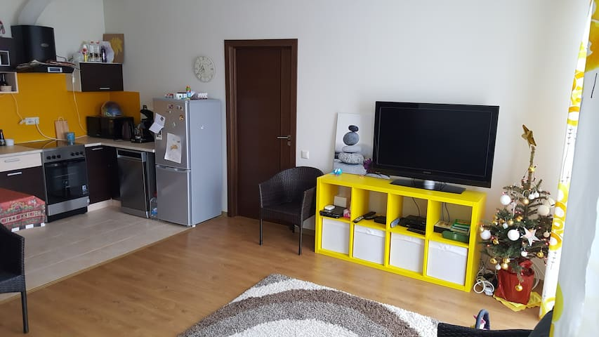 Nice apartment 30 min from Riga center - Ādaži - Leilighet