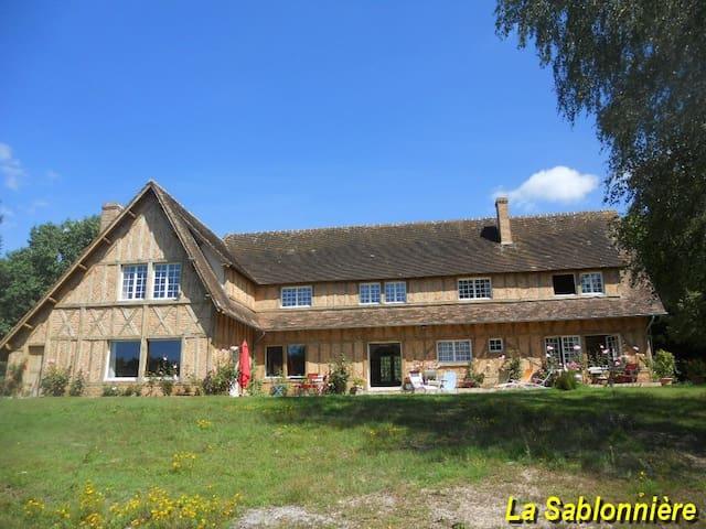 au coeur de la Sologne - Chaumont-sur-Tharonne