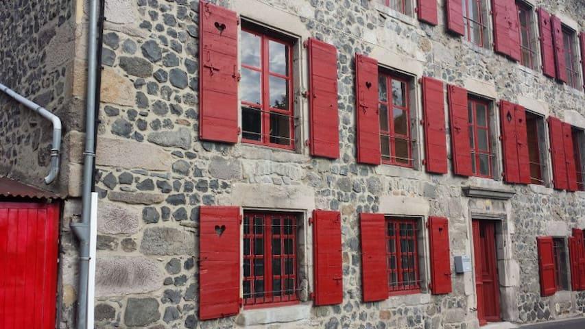 Relais des Castors Ap Bouquetin - Murat - Apartamento