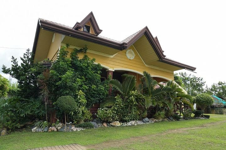 Aircon Loghouse Bungalow type - Taal