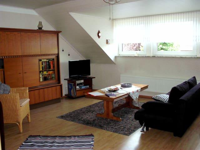 Cosy Apartment in Quiet Locale - Gelsenkirchen - Apartemen