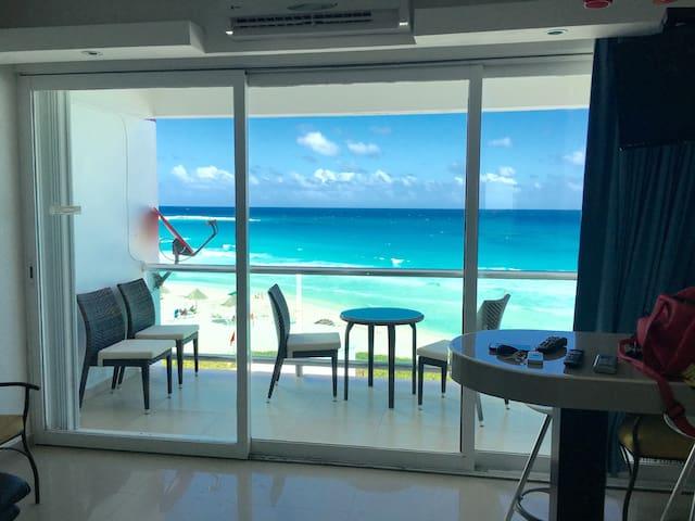 OCEAN DREAM STUDIO (first floor) - Cancún - Apartemen