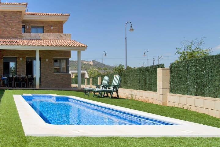 PRIVATE HOUSE SWIMMING POOL&BEACH*1 - Roda de Barà