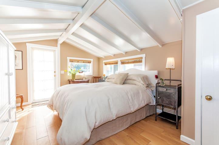 Beach Cottage- A Simple Sanctuary - Stinson Beach