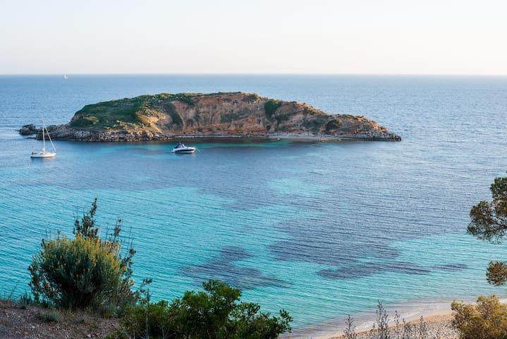 Beach Apartment with Sea View - Calvià