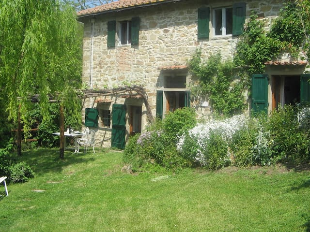 Romantic cottage+pool near Florence - Londa - Wohnung