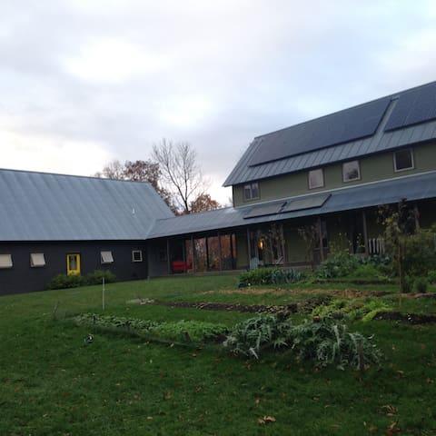 Farm Holiday at Twig Farm - Cornwall - Huis