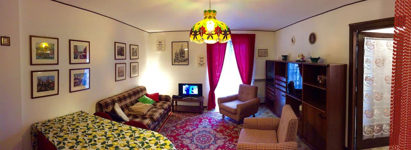 Cozy apartment for nature lovers! - Mollia - Departamento