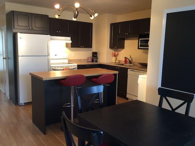 Appartement au cœur de 3-rivières - Trois-Rivières - Leilighet