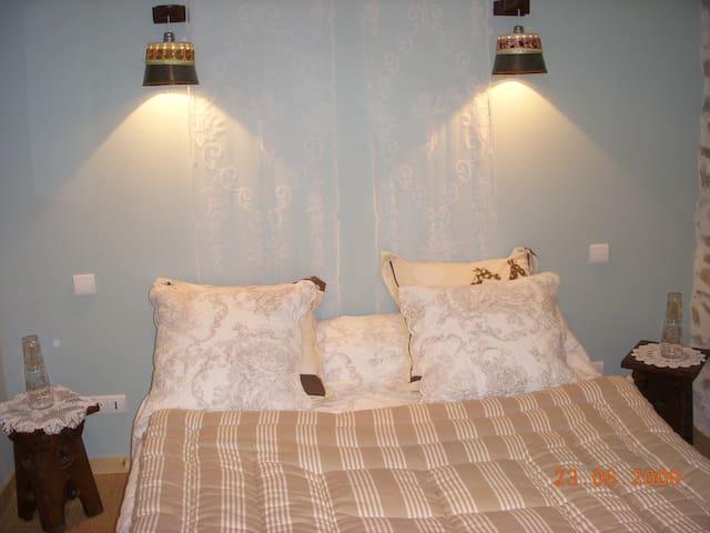 "Chambre ""Côté Prairie"" - Neaux - Bed & Breakfast"