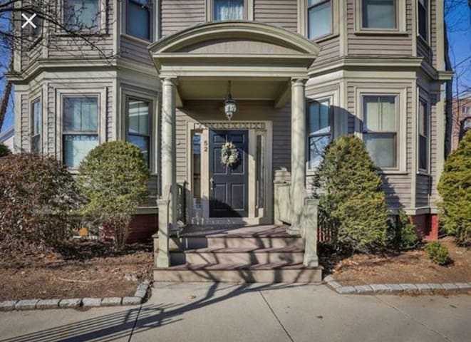 Downtown Condo - Newburyport - Osakehuoneisto