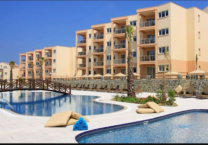 Stylish 3 bed duplex, Kusadasi Golf and Spa Resort - soke/Aydin - Casa