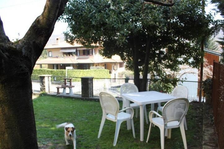 ACCOGLIENTE BILOCALE LAGO MAGGIORE - Carpugnino - Appartement