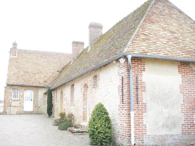 La maison Jaune JAMERICOURT - Jaméricourt