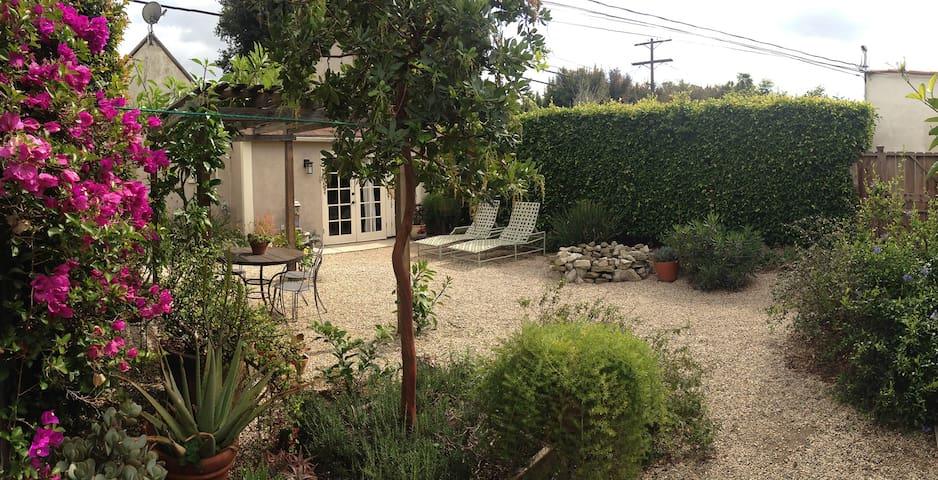 Private Cottage in the heart of LA - Los Angeles - Talo