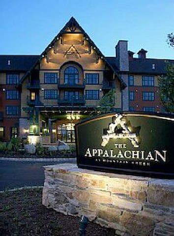 Appalachian Condo/Hotel Resort Mt. View, 2nd Floor - Vernon Township - Appartement