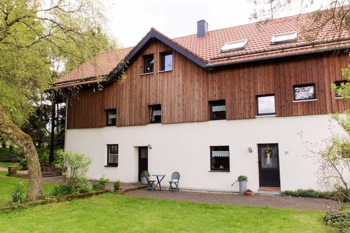 Haus Plattes – Ferienhaus, Eifel - Roth bei Prüm - Talo