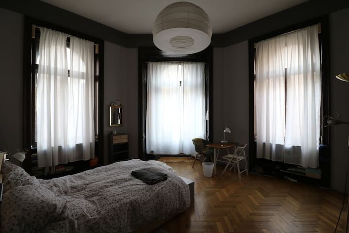 More bright and cozy room in Vienna´s heart - Viyana