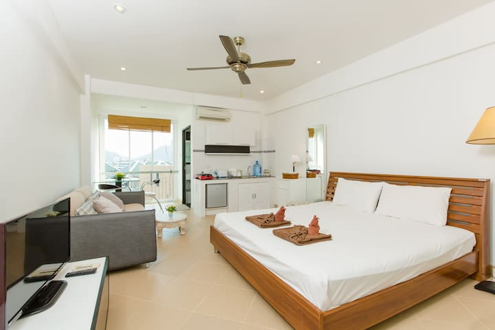 (A8237) Studio honey moon for 2 - Patong - Lejlighed